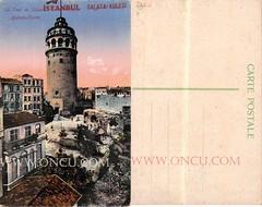 stanbul (talatwebfoto1) Tags: yapi kule istanbul siyahbeyaz 19231950
