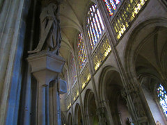 Vernon - Collegiale Notre Dame7 (bronxbob) Tags: france vernon churches cathedrals collegialenotredame