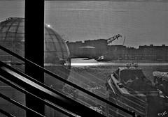 """Metal_Sunset"" (giannipaoloziliani) Tags: urbanblackandwhite urban downtown sunset blackandwhite monocromo tramonto biancoenero metal monochromatic abstract sea seaview astratto view genova sun sunlights lights mare liguria genoa glass genoacity portoanticodigenova sole luci portoantico vetro flickr metallo nikoncamera nikond3200 nikon prospettica perspective italy city biosphere biosfera boats port porto navi"