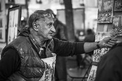 Montmartre - Automne 2015 (Sébastien Bruzzo) Tags: autumn bw paris automne noiretblanc sony montmartre tokina sacrécœur buttemontmartre a7r bokina sonya7r
