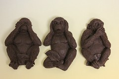 See No Evil, Hear No Evil, Speak No Evil Monkey $3.00 each (Clelian Heights) Tags: speaknoevil seenoevil hearnoevil monkeys soaps unscented decorativesoaps cleliansoaps cleliancenter