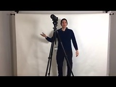 $200 6.5ft Tall Video Tripod by Giottos (hunter.peress) Tags: by video tripod 200 tall giottos 65ft