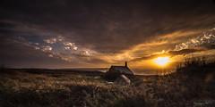 Lumire divine (Ronan Follic photographies) Tags: sea mer lighthouse seascape canon bretagne chapel breizh paysage phare chapelle bzh 6d pointeduvan eos6d