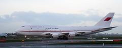Bahrain 747 A9C-HAK DAP 10-12-2015 004 (gallftree008) Tags: classic plane bahrain airport aircraft aviation air jet kingdom aeroplane planes 747 aeroplanes jumbo dap aerodrome repaint a9chak 10122015
