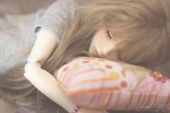 Nap (DreamSight) Tags: 14 sp patchwork cushion msd narae bimong narindoll n410 almazuelasdecolores