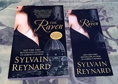 THE RAVEN by Sylvain Reynard - Front Cover (valeehill) Tags: book novel theraven sylvainreynard theflorentineseries