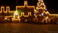 Locronan- Illuminations (kobra_29000) Tags: bretagne noel breizh lumires locronan guirlandes
