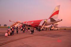 IMG_2812 (suryahardhiyana) Tags: sunrise airport airasia juanda