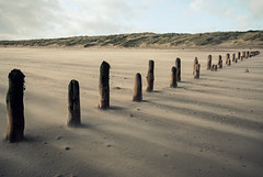 Winds of change (davidpiano92) Tags: sand wind groynes eastyorkshire spurnpoint