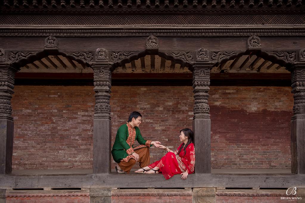 '尼泊爾婚紗,nepal
