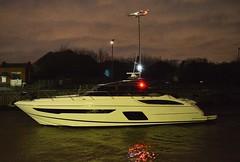 Princess V58 (4) @ KGV Lock 16-12-15 (AJBC_1) Tags: uk england london night unitedkingdom nighttime docklands riverthames motoryacht eastlondon shipsatnight gallionsreach nikond3200 northwoolwich newham royaldocks luxurymotoryacht luxuryyacht londonboroughofnewham princessyachts gallionspoint princessv58 kgvlock dlrblog londonsroyaldocks ajc kinggeorgevlock londonboatshow2016 lbs2016 lbs16