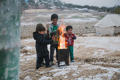 Winter in Syria, 2014/15