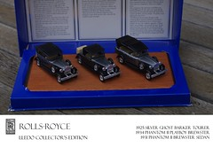 Rolls-Royce Lledo Vintage Collection (lego911) Tags: auto 1920s car sedan 1931 vintage silver 1930s model lego render ghost rollsroyce ii playboy oldtimer rolls motor brewster barker phantom veteran challenge 1934 royce 1925 97 cad lugnuts povray diecast moc tourer motorcar ldd miniland lledo lego911 ourfirstwheels