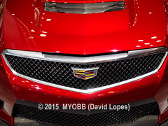 NYC Auto 2015-4084508 (myobb (David Lopes)) Tags: auto nyc newyorkcity usa newyork car automobile manhattan cadillac concepts thebigapple atsv cadillacatsv