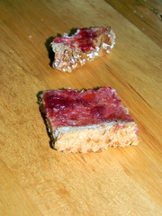 The Jame on brown bread red (dennoir) Tags: red brown bread jame the