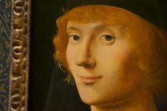 by Antonello da Messina (HelenHere) Tags: newyork museum metropolitanmuseum nyc painting