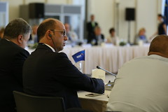 EPP Summit, Maastricht, October 2016 (More pictures and videos: connect@epp.eu) Tags: epp summit maastricht 2016 european peoples party angelino alfano ministro nuovo centro destra