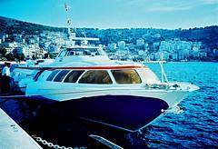 Kometa (Stephen Dowling) Tags: 35mm film greece corfu travel summer cosinacx2 lomography agfact100precisa xpro crossprocessed