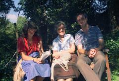 1989-1009 Clevedon gdn (mattbuck4950) Tags: england unitedkingdom europe somerset northsomerset mum photosbymatt granny dad gardens clevedon 1989 manorhousegarden