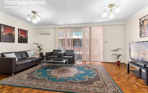 105/1 Riverpark Drive, Liverpool NSW 2170