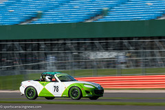 Mazda MX-5 MaX5 Racing Championship Silverstone 2016 (Sportscar Racing News) Tags: mazda mx5 max5 racing championship silverstone 2016 barc