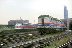 Amtrak SDP40F 537 (Chuck Zeiler) Tags: amtrak sdp40f 537 e9 418 railroad emd locomotive chz chicago chuck zeiler chuckzeiler