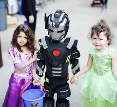 Halloween 2016 (nycgeo) Tags: warmachine ironman halloween costume kids lic nyc artsandcrafts handmade diy