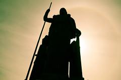 Estatua Mineva (AntoinePound) Tags: cba azotea estatua minerva