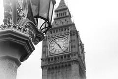 Big Ben (cesarioapc) Tags: bigben london bw clock