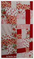 SJSC - PQ0001 - Camino Adoquinado (Sandra Janeth Saa Martínez) Tags: sjsc patchwork hechoamano quilt