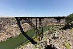 Perrine Bridge (maritimeorca) Tags: bridge perrinebridge snakeriver twinfalls