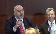 Ambassaor Temuri Yakobashvili