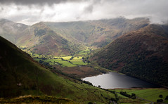 Hartsop Valley. (Tall Guy) Tags: tallguy uk lakedistrict cumbria hartsop brotherswater patterdale hat dovedale links