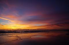 NSB Sunrise ( October 25, 2016,) (TaranRampersad) Tags: newsmyrnabeach nsb beach sunrise sunset sun oceanside seaside outside hdr ocean sea atlantic landscape