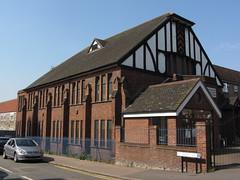 Blackhorse Road Baptist Church Walthamstow (portemolitor) Tags: london walthamforest walthamstow blackhorseroadbaptistchurch blackhorse road baptist church