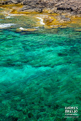 Esmeralda lquida (Andres Breijo http://andresbreijo.com) Tags: agua water mar sea playa beach aguamarina transparente transparent formentera baleares balearic isla island