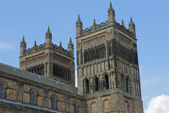 Durham Cathedral (Adam Swaine) Tags: durham durhamcathedral cathedrals heritage cities uk britain english england swaine 2016 canon towers historical beautiful buildings northeast