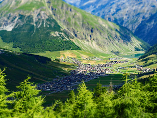 Livigno, the little Tibet