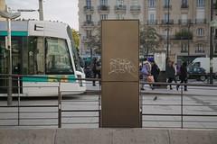C'est la Reprize (.Rgsoixantedixhuitclan.) Tags: tram paris tag handstyle
