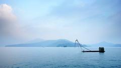 (ah.b|ack) Tags: sony a7ii a7mk2 fe 28mm f2 sel28f2 nantou taiwan landscape sun moon lake
