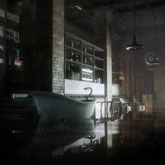 Dark Water (AndrewCull [Writing, writing, writing... back soon) Tags: dishonored2 arkanestudios voidengine idtech bethesdasoftworks darkwater