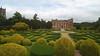 Gardens (jamesfletcher33) Tags: elvaston castle derby derbyshire gardens path stately home old drone green yellow