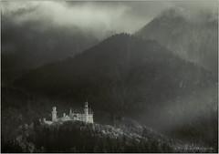 Neuschwanstein (4) (Ryszard Domaski) Tags: bavaria bayern neuschwanstein