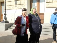 Одесские дамы (GrusiaKot) Tags: ucraina ukraine україна украина travelling autumn odessa ladies elder couple walking sun