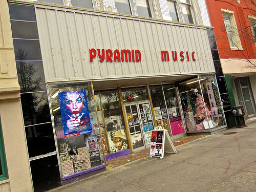 Pyramid Music, Augusta, GA