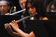 IMG_4630 (bertrand.bovio) Tags: musique concert conservatoire orchestre harmonie élèves enseignants planètesdehorst cop récital piano flûte guitare chantlyrique