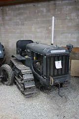 McCormick Deering TZ1 (ambodavenz) Tags: mccormick deering tz1 track tractor geraldine vintage car machinery museum crank up south canterbury new zealand