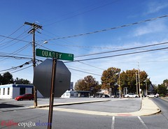 Prospect Street (dfirecop) Tags: dfirecop hummelstown pa pennsylvania abandoned road prospectstreet south