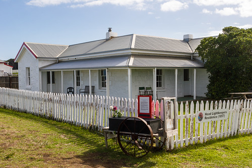 Head Lightkeepers House, Cape Otway Lightstation