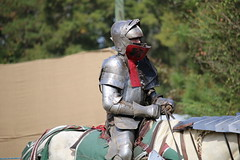 IMG_4765 (joyannmadd) Tags: renaissance hammond louisiana festival jousting birds prey celtic queens kings laren fest juggler washing well wenches wiskey bay rovers music horse armour ride midevil combat war fight joust dual knives knight shining run outdoor competition